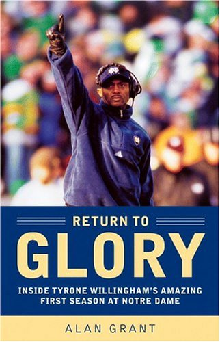 Return to Glory by Alan    Grant