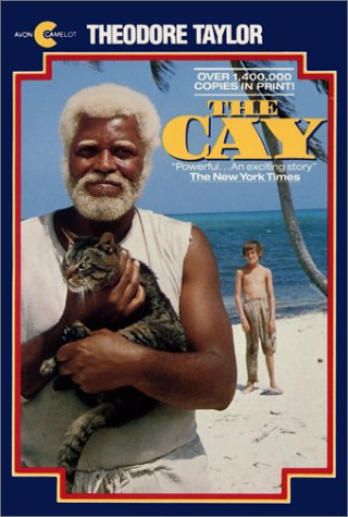 theodore taylor the cay biography definition