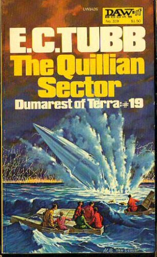 The Quillian Sector (Dumarest of Terra, #19)