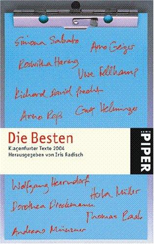 Die Besten by Iris Radisch