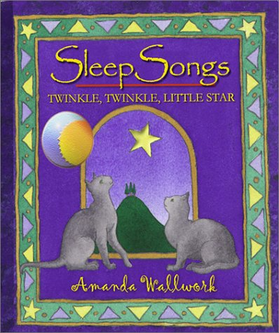 Sleep Songs Twinkle, Twinkle Little Star/Golden Slumbers: A Flip-Flop Board Book
