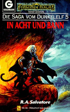 In Acht und Bann (Die Saga vom Dunkelelf, #5)