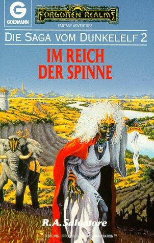 Im Reich der Spinne (Die Saga vom Dunkelelf, #2)