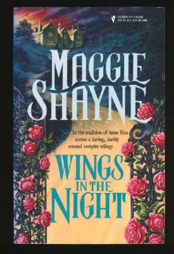 Wings in the Night by Maggie Shayne