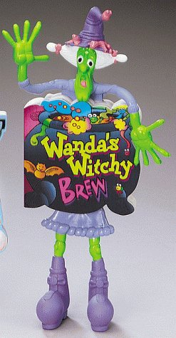 Wanda's Witchy Brew : Scary Bend-Me Books