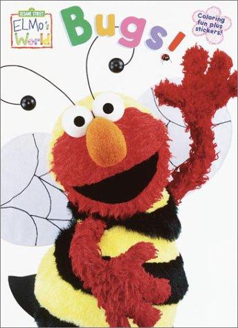 Elmo's World: Bugs! (Stickerific)