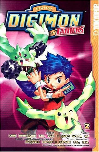 Digimon Tamers, Vol. 2 by Yuen Wong Yu