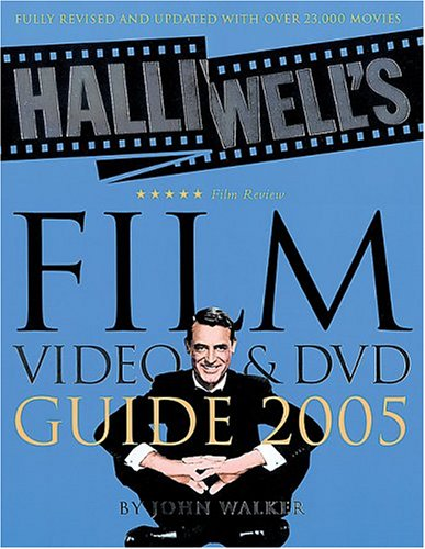 Halliwell's Film, Video & DVD Guide 2005