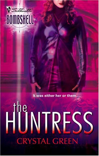 The Huntress by Crystal Green