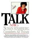 Talk by Susan Stamberg