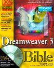 Dreamweaver 3 Bible [With CDROM]