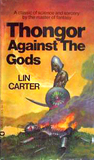 Thongor Against the Gods (Thongor, #3)