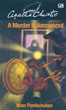 Iklan Pembunuhan - A Murder Is Announced by Agatha Christie