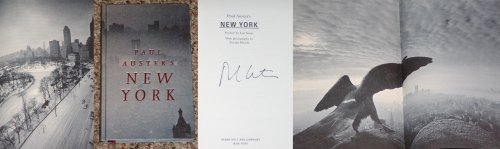 Paul Auster's New York - Promo: Mak.of Amer