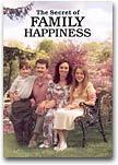 The Secret of Family Happiness by Watch Tower Bible and Tract...