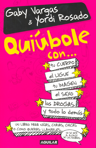 Quiúbole con... para mujeres by Gaby Vargas
