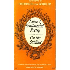 Naive and Sentimental Poetry - On the Sublime