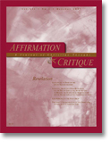 Affirmation & Critique