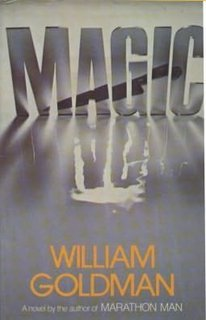 Magic by William Goldman