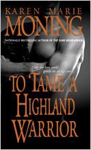 To Tame a Highland Warrior (Highlander, #2)