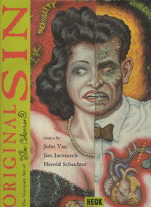 Original Sin - The Visionary Art of Joe Coleman by Jim Jarmusch