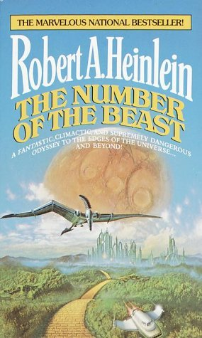 The Number of the Beast by Robert A. Heinlein