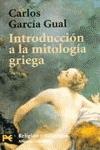 Introduccion a la mitología griega