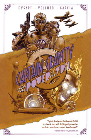 Captain Gravity and the Power of the Vril