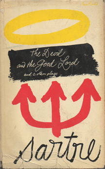 The Devil and the Good Lord and Two Other Plays by Jean-Paul Sartre