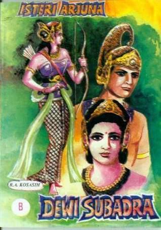 Isteri Arjuna jilid B: Dewi Subadra