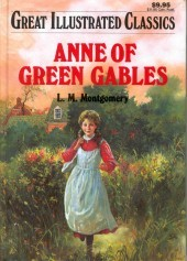 Image result for anne of green gables great illustrated classic