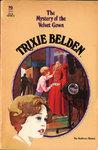 The Mystery of the Velvet Gown (Trixie Belden # 29)