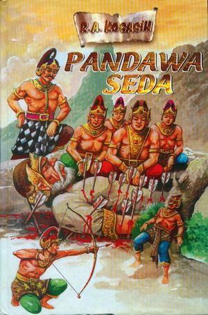 Pandawa Seda by R.A. Kosasih
