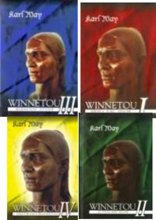 Winnetou I - IV(Winnetou 1-4)