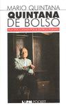 Quintana de Bolso - Rua dos Cataventos & outros poemas