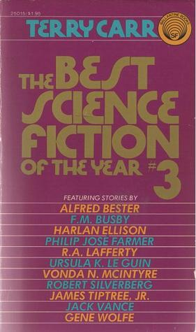 The Best Science Fiction of the Year 3