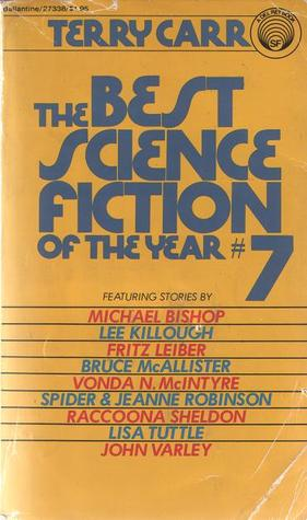 The Best Science Fiction of the Year 7