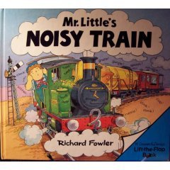 Mr. Little's Noisy Train