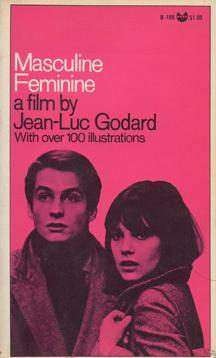 Masculine Feminine a film by Jean-Luc Godard by Jean-Luc Godard