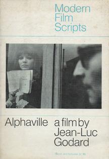 Alphaville a film by Jean-Luc Godard
