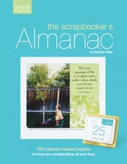 Scrapbookers Almanac by Elizabeth Dillow
