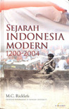 Sejarah Indonesia Modern 1200-2004 by M.C. Ricklefs