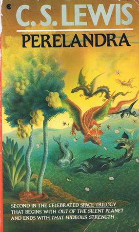 Cover - Perelandra (Goodreads)