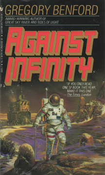 Ebook Against Infinity by Gregory Benford DOC!
