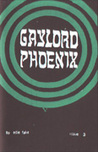 Gaylord Phoenix Issue 3