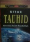 Kitab Tauhid (Kitab at-tauhid al Ladzi huwa haqqulla 'alal 'abid)