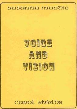 Susanna Moodie: Voice And Vision