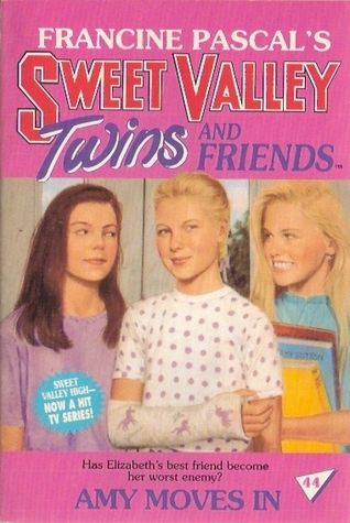 Amy Moves In (Sweet Valley Twins, #44)