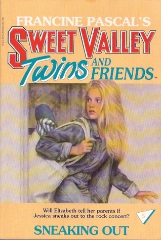 Sneaking out sweet valley twins 5 by francine pascal fandeluxe Image collections