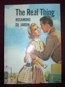 The Real Thing (Tobey Heydon, #4)